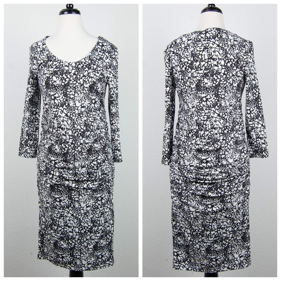 H&M Dresses & Skirts - SOLD   H&M Maternity Bodycon Dress